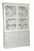 KREDENS Buffet Cross White