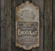 TABLICZKA Chocolat Antique Mocca